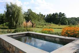 Deep Backyard Pool by This Nh Company Offers A Sleek Alternative To Traditional Backyard