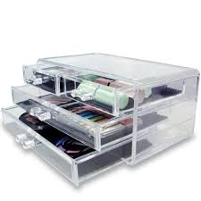 clear makeup storage containers 10128