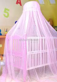 luxury floor crib mosquito net with stand cot mosquito net