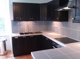 plan de travail cuisine carrelé cuisine carrelage pour plan de travail cuisine avec beige of