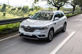 renault samsung preorders for renault samsung u0027s new suv top 10 000 units be