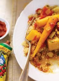 ricardo cuisine mijoteuse couscous de légumes et pois chiches à la mijoteuse ricardo