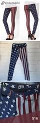 American Flag Skinny Jeans Rude American Flag Denim Skinny Jeans