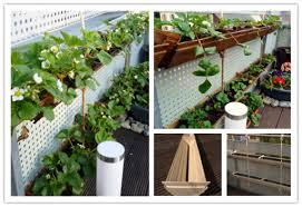 Diy Strawberry Planter by How To Make Diy Vertical Container Strawberry Planters How To