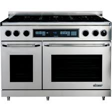 48 Gas Cooktops Dacor Discovery 48