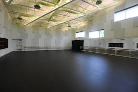 Dance Studio Interior Our Facilities Kent State University