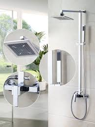 compare prices on square bath taps online shopping buy low price ouboni shower set torneira spray 8