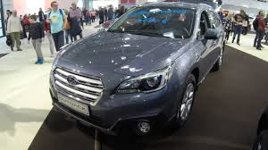 subaru outback interior 2017 subaru outback awd dark grey metallic walkaround and