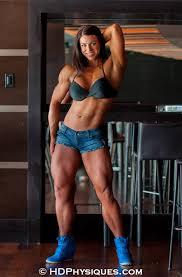 ariel gail body idols pinterest ariel muscular women and