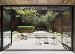 Townhouse Backyard Design Ideas The Cult Of The Courtyard 10 Backyard Ideas For Small Spaces