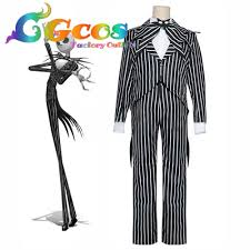 nightmare before christmas halloween costumes adults compare prices on jack skellington costume online shopping