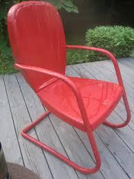 fresh painted vintage metal lawn chairs babytimeexpo furniture