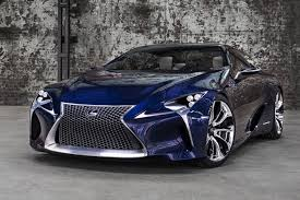 lexus coupe images will build the lf lc super coupe