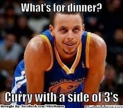 Whats For Dinner Meme - what s for dinner stephen curry know your meme