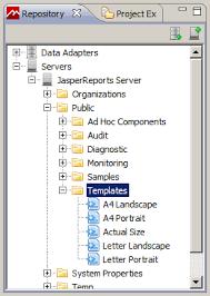 diagnostic report template publishing a report template jaspersoft community