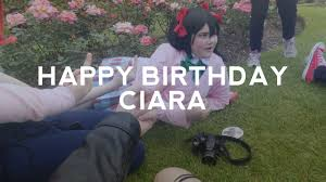 Ciara Meme - happy birthday ciara youtube
