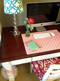 how to create a custom desk pad entirely eventful day