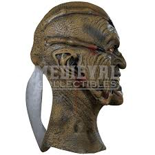 jeepers creepers mask jeepers creepers mask tr bpmgm100 by collectibles