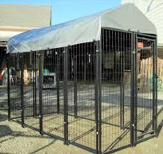 dog kennels fences and gates backyard fence ideas