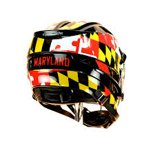 motocross helmet wraps maryland flag headwrapz decals headwrapz