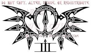 celtic knotwork tribal wings design by wildspiritwolf on deviantart
