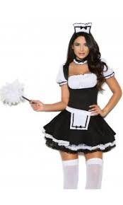 French Maid Halloween Costume Halloween Costumes French Maid Costumes Envy Corner
