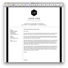 clean black and white resume template for pages mactemplates com