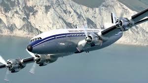 Lockheed Constellation Interior Flying On The Breitling Super Constellation Youtube