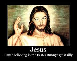 Christian Easter Memes - jesus motivational poster jesus cause believing in the e flickr