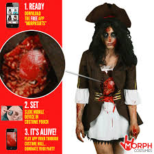 Dead Pirate Halloween Costume Pirate Costumes Buy Morphcostumes Morph Costumes