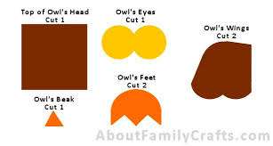 how to make a pine cone owl u2013 about family crafts
