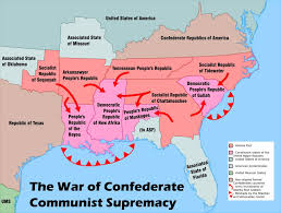 Map Of Confederate States by Motf 160 Somebody Once Told Me Alternate History Discussion