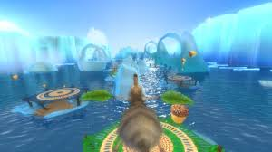 ice age continental drift arctic games screens