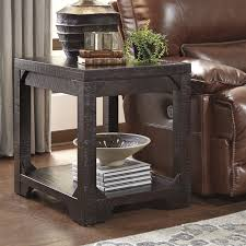 End Tables For Living Room Rustic End U0026 Side Tables You U0027ll Love Wayfair