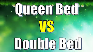 Difference Between Bed Sheet And Bed Cover by Double Bed Vs Queen Bed Difference Between Double Bed And Queen