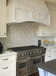Oven Backsplash White Oven Design Ideas