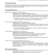 Professional Nurse Resume Template Nursing Resume Templates Free Resume Template And Professional