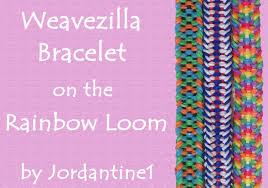 bracelet looms youtube images New weavezilla bracelet rainbow loom crazy loom fun loom jpg