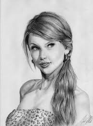 taylor swift portrait by artistic disease on deviantart