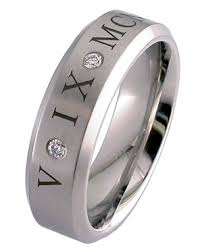 numeral ring jazz it up numeral engraved rings