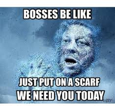 Memes Cold Weather - funniest weather memes to get you through the cold months