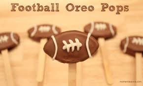 football oreo pops college football saturday tailgate 2012