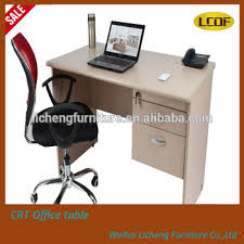 office desk with locking drawers sale office computer desk with locked drawers mdf office desk