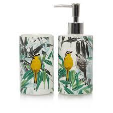 bird u0026 leaves bath accessories range bathroom accessories