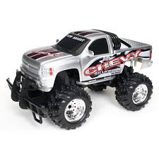 Bright 1 14 Radio Control Function Chevy Silverado Truck