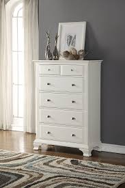 White Wooden Furniture Amazon Com Roundhill Furniture Laveno 012 White Wood 5 Drawer
