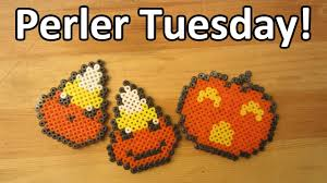 Halloween Perler Bead Templates by Youtube Gaming