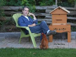 Backyard Chicken Magazine by Backyard Chickens City Boy Hens