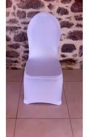 housse de chaise en lycra housse chaise extensible lycra zenloc réception