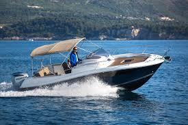 jeanneau cap camarat 755 private speedboat dubrovnik islands